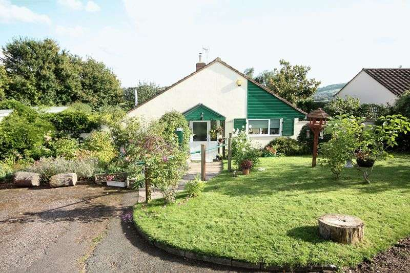 3 Bedrooms Detached Bungalow for sale in Faircross, Nr Washford