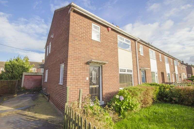 3 Bedrooms Terraced House for sale in Langdale Crescent, Middlesbrough, TS6 7RF