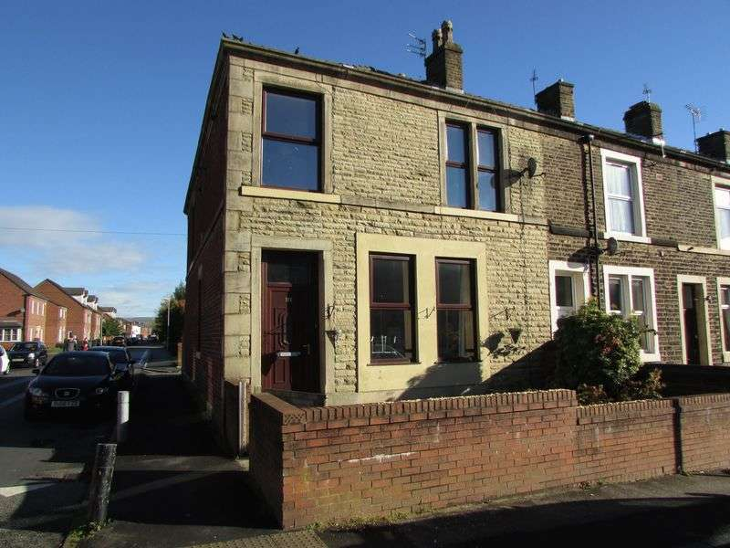 3 Bedrooms Terraced House for sale in Wood Street, Bury - Large End Terrace