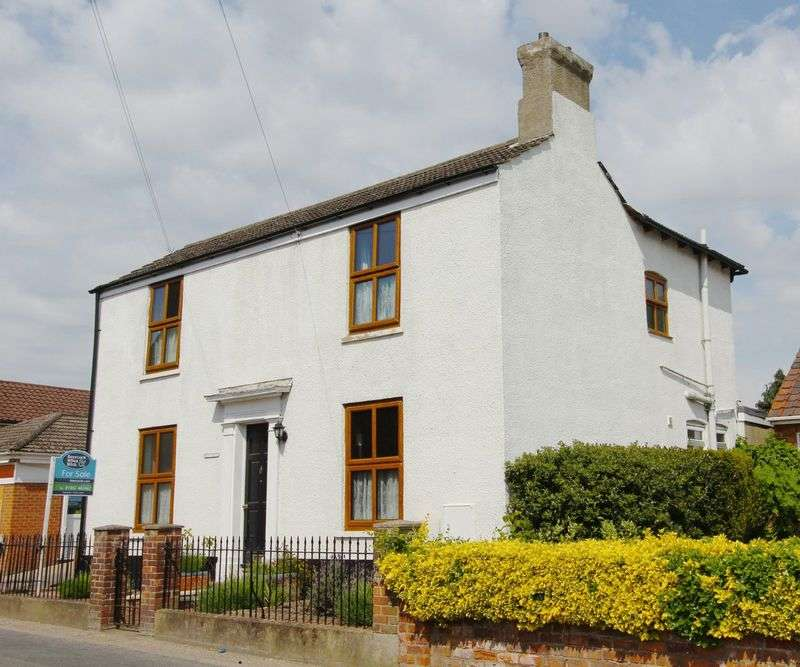 4 Bedrooms Detached House for sale in Howe Lane, Goxhill