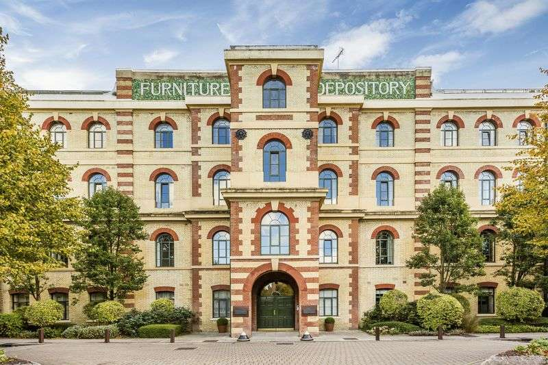 3 Bedrooms Flat for sale in Charles Harrod Court, Harrods Village, London, SW13