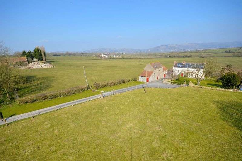 6 Bedrooms Detached House for sale in Field House Farm & Chestnust Cottage, Alston Sutton, Axbridge, Somerset, BS26 2LT