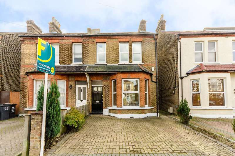 3 Bedrooms House for sale in Warwick Road, Anerley, SE20