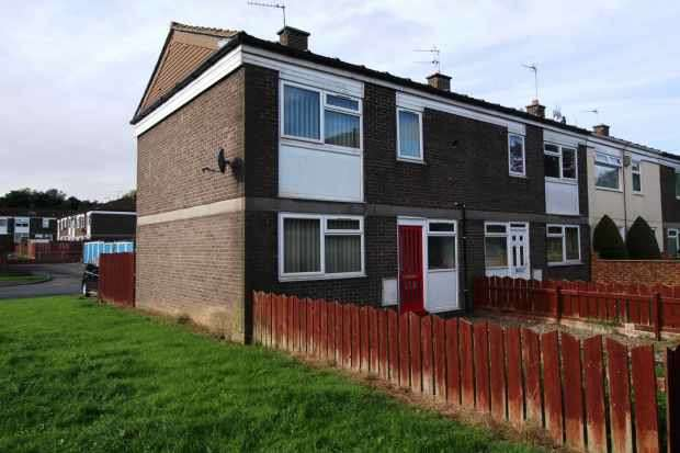 2 Bedrooms Property for sale in Rowan Place, Newton Aycliffe, Durham, DL5 7BB