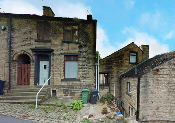 1 Bedroom Property for sale in Deep Lane, Huddersfield, West Yorkshire, HD4 5SJ