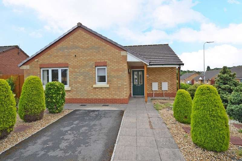2 Bedrooms Detached Bungalow for sale in A superb modern bungalow. Treberth Avenue, off Chepstow Road