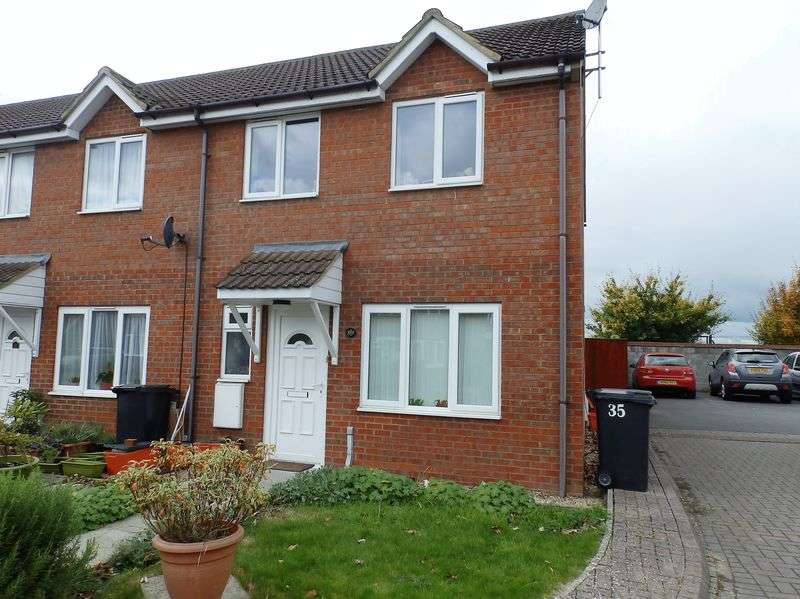 3 Bedrooms House for sale in Montrose Close, Moredon, Swindon