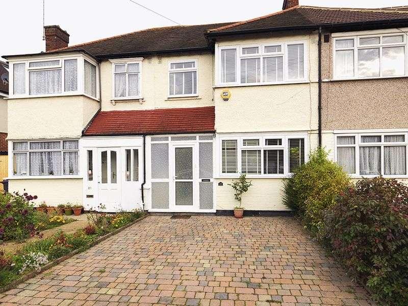 3 Bedrooms Terraced House for sale in Green Lane, New Malden, KT3