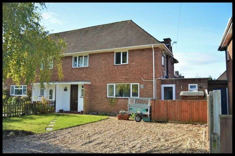 3 Bedrooms Semi Detached House for sale in Spicers Way, Rushington