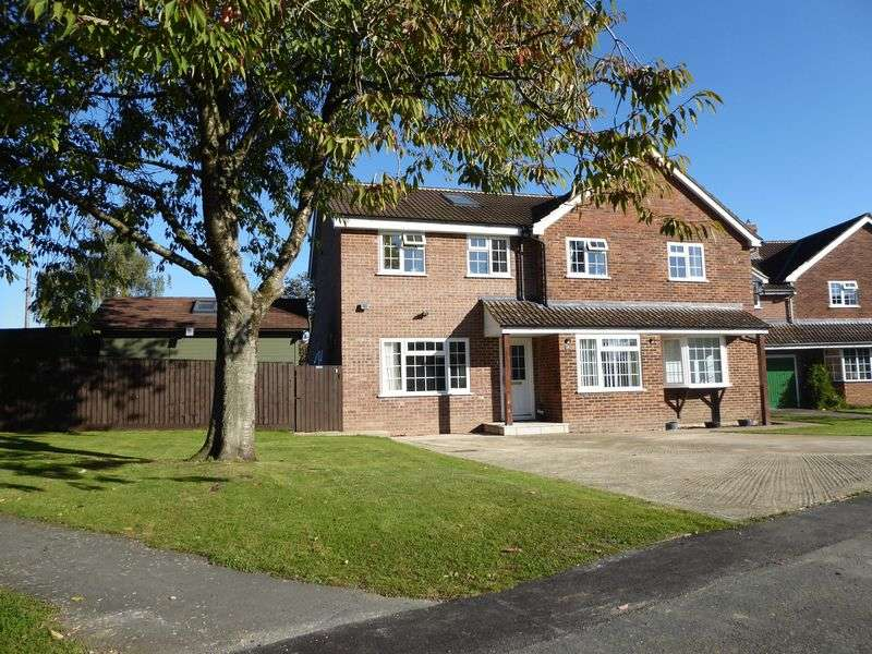 5 Bedrooms Detached House for sale in Rectory Close, Marsh Gibbon