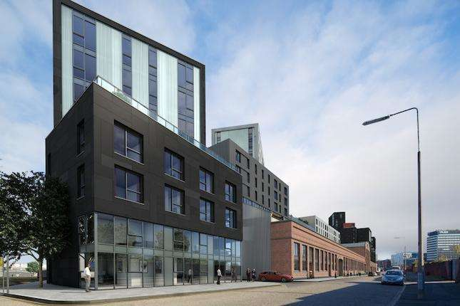 2 Bedrooms Property for sale in North Point Pall Mall, Liverpool, L3 0AH