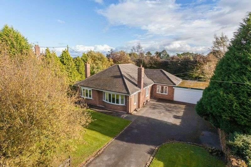 4 Bedrooms Detached House for sale in Whitchurch Road, Aston, Nr Nantwich
