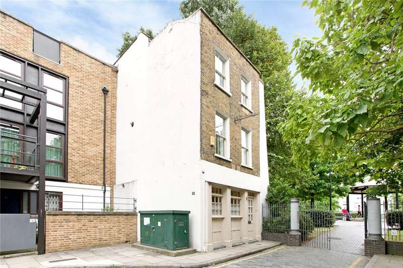 4 Bedrooms Flat for sale in Ropemakers Fields, London, E14