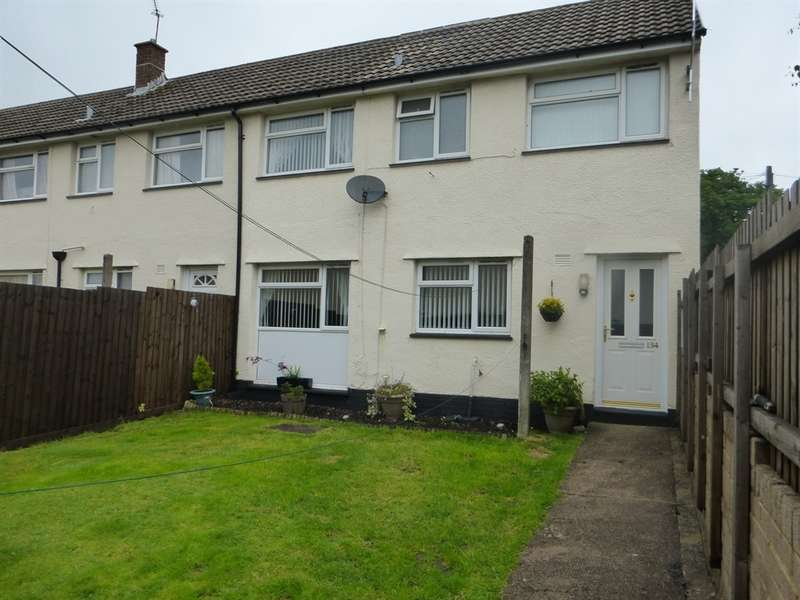 2 Bedrooms End Of Terrace House for sale in Cae Fardre, Church Village, Pontypridd