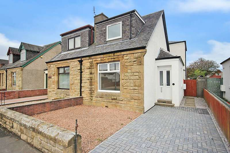 3 Bedrooms Semi Detached House for sale in Alloa Road, Carron, Carron