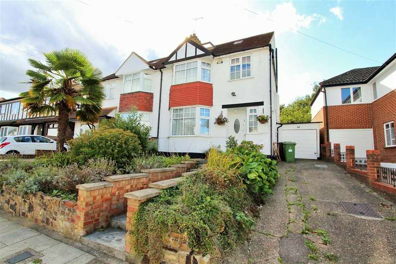 6 Bedrooms Semi Detached House for sale in Whitchurch Gardens, Edgware