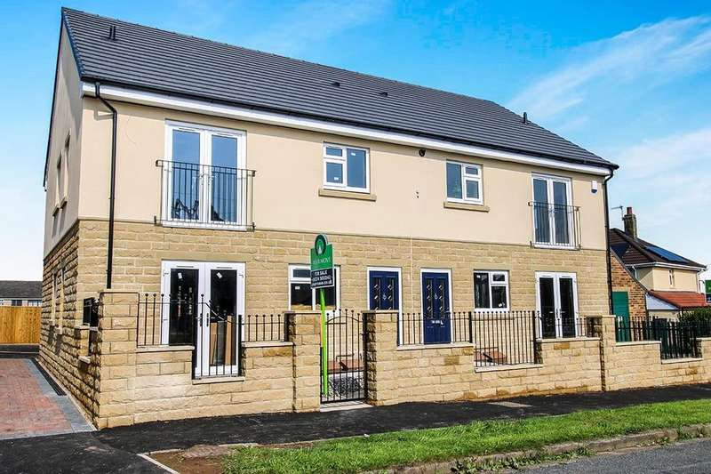 2 Bedrooms Flat for sale in Langlands Meadow Langlands Road, Bingley, BD16
