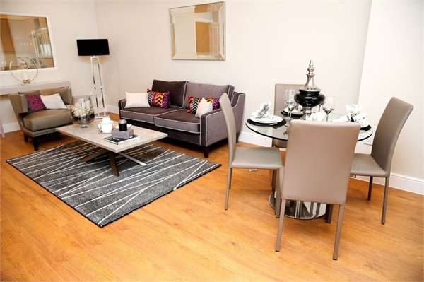 1 Bedroom Flat for sale in Queensbridge House, Dwight Road, Watford, Hertfordshire