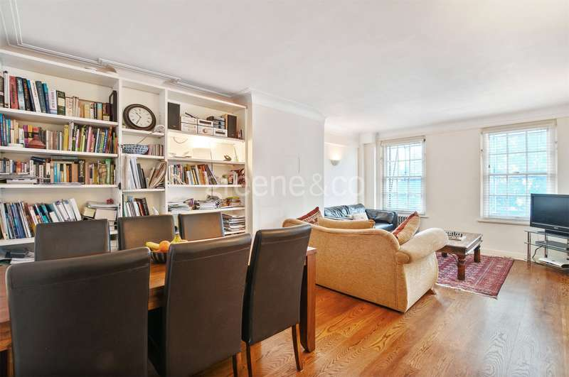 3 Bedrooms Flat for sale in Eton Place, Eton College Road, Chalk Farm, London, NW3