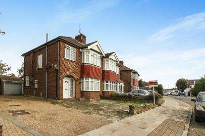 3 Bedrooms Semi Detached House for sale in Crawley Road, Enfield