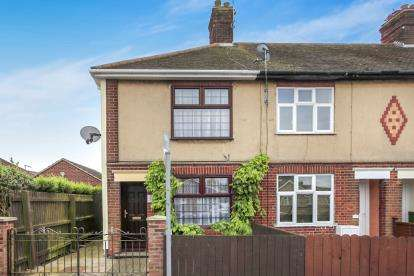 3 Bedrooms End Of Terrace House for sale in Bassenhally Road, Whittlesey, Peterborough, United Kingdom