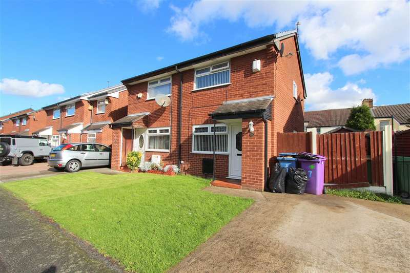 2 Bedrooms Semi Detached House for sale in New Road, Tuebrook, Liverpool