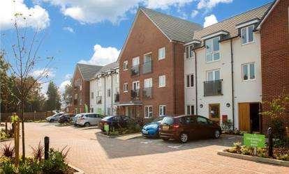 1 Bedroom Retirement Property for sale in Whyburn Court, Nottingham Road, Hucknall