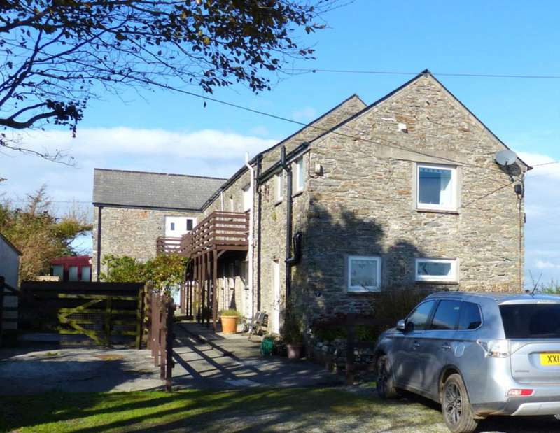 1 Bedroom Apartment Flat for sale in Moor Farm Cottage, East Portlemouth