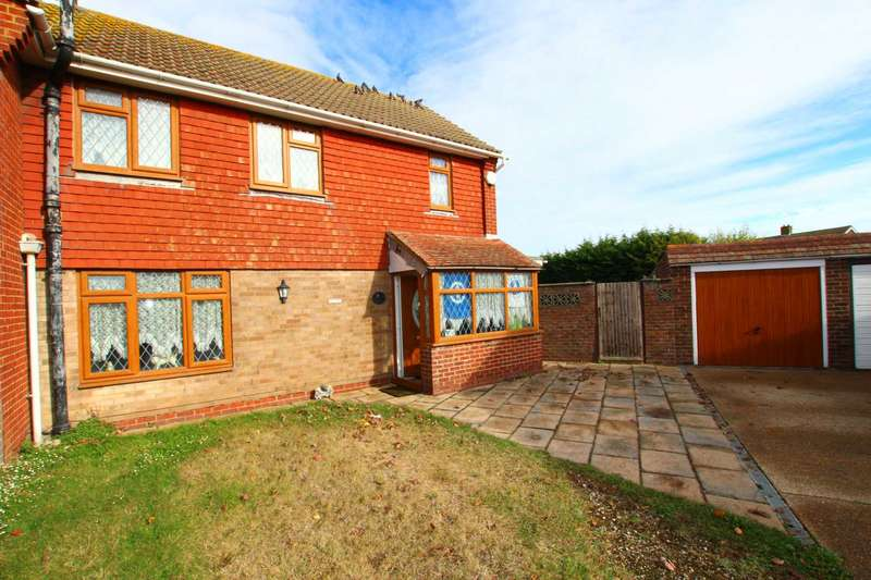 3 Bedrooms Semi Detached House for sale in Princes Road, Eastbourne, BN23 6HS
