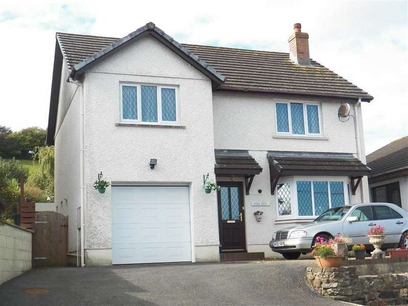 4 Bedrooms Property for sale in Longdown Bank, ST DOGMAELS