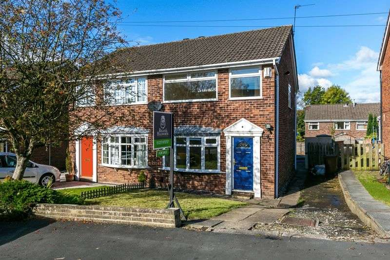 3 Bedrooms Semi Detached House for sale in Abbey Dale, Appley Bridge, WN6 9HX