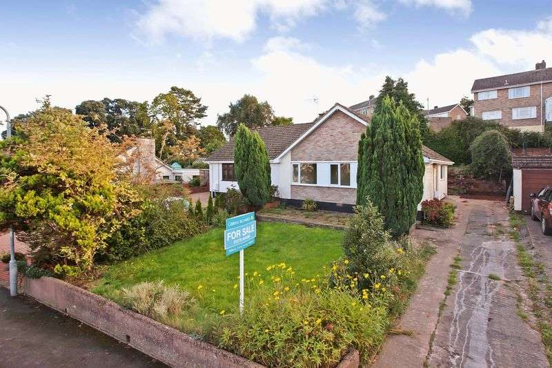 2 Bedrooms Semi Detached Bungalow for sale in Mount Road, Nether Stowey