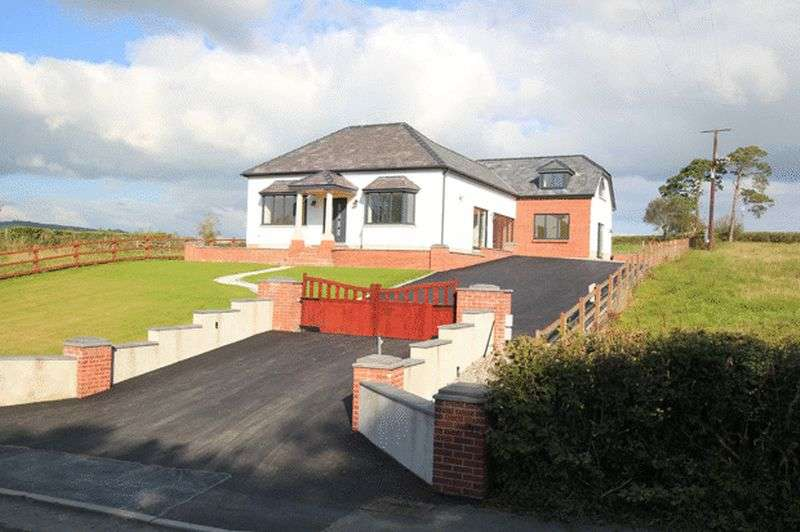 4 Bedrooms Property for sale in CAPEL DEWI, CARMARTHEN