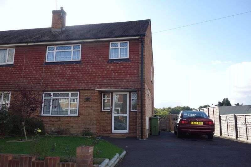 3 Bedrooms Semi Detached House for sale in Weybourne Road, Aldershot