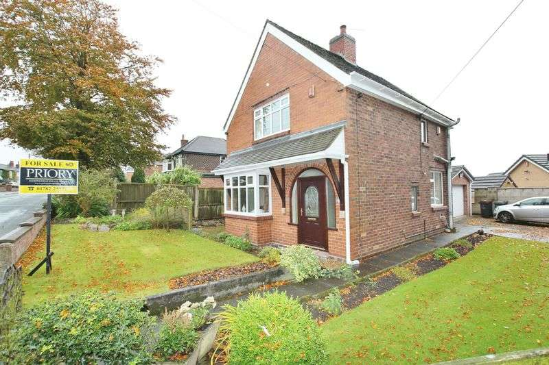 2 Bedrooms Detached House for sale in Congleton Road, Mow Cop