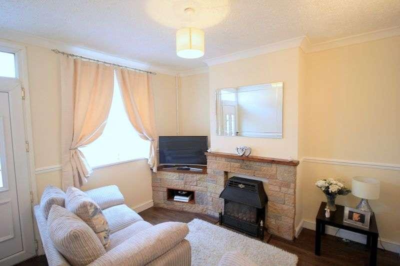 2 Bedrooms House for sale in Andrew Avenue, Ilkeston DE7