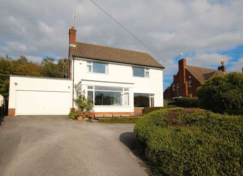 4 Bedrooms Detached House for sale in Oldfield Way, Lower Heswall