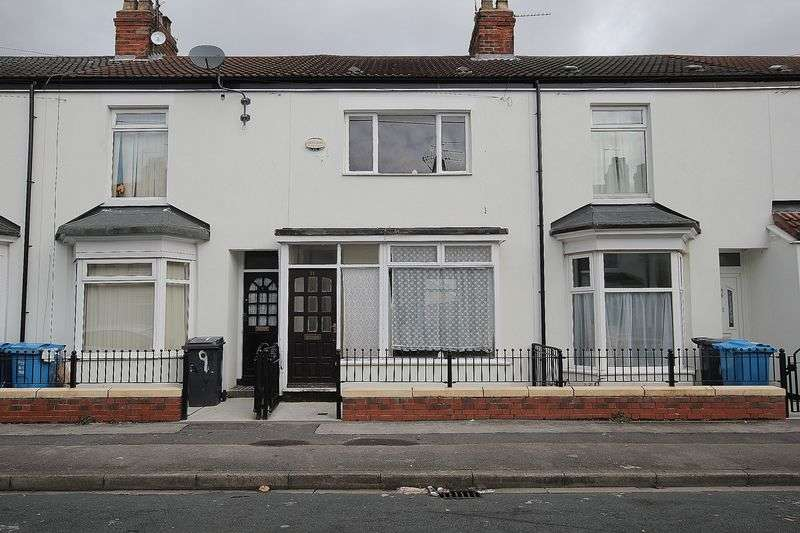 3 Bedrooms Property for sale in Camden Street, Hull