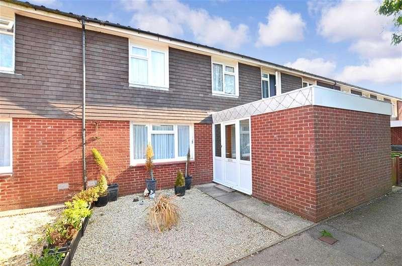 3 Bedrooms Terraced House for sale in Burgoyne Heights, Dover, Kent