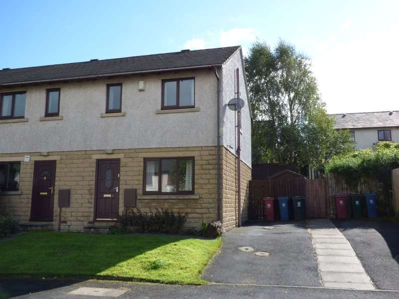 3 Bedrooms Town House for sale in Cringle Way, Clitheroe, Lancashire, BB7