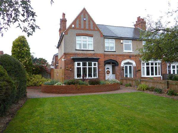 3 Bedrooms Link Detached House for sale in SCARTHO ROAD, GRIMSBY
