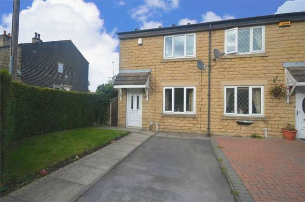 2 Bedrooms Semi Detached House for sale in Crown Green, Huddersfield
