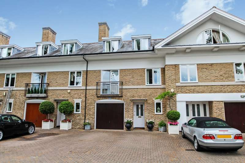 4 Bedrooms Terraced House for sale in Kingston Hill Place, Kingston Upon Thames