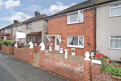 3 Bedrooms Semi Detached House for sale in Romford, Rush Green, Essex