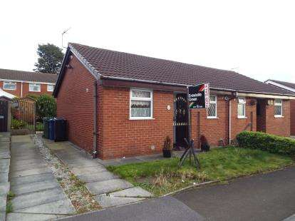 1 Bedroom House for sale in Brick Street, Bury, Greater Manchester, BL9
