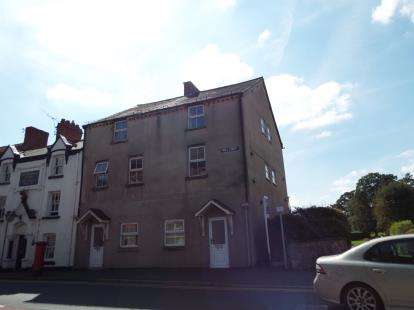 2 Bedrooms Flat for sale in Well Street, Ruthin, Denbighshire, LL15