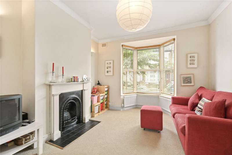 3 Bedrooms Terraced House for sale in Ravensworth Road, London, NW10