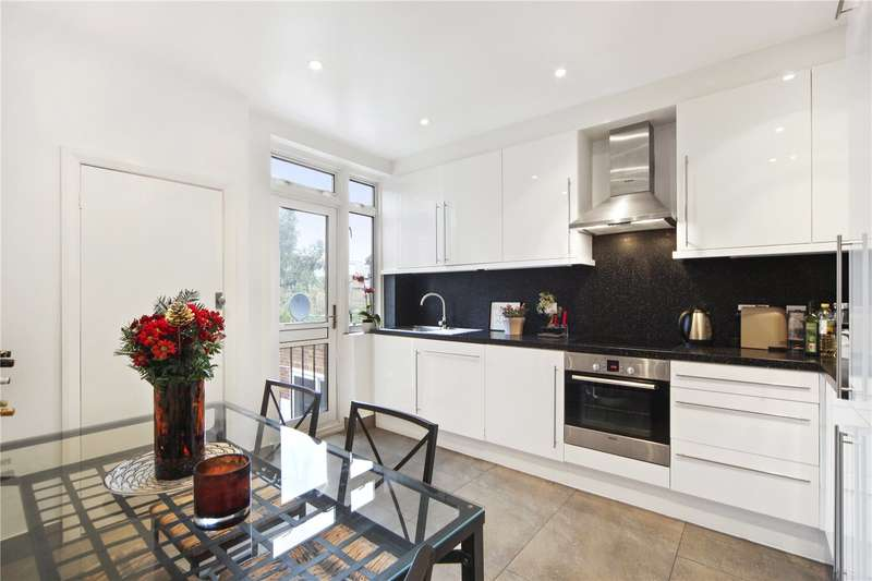 3 Bedrooms Flat for sale in Montrose Avenue, London, NW6