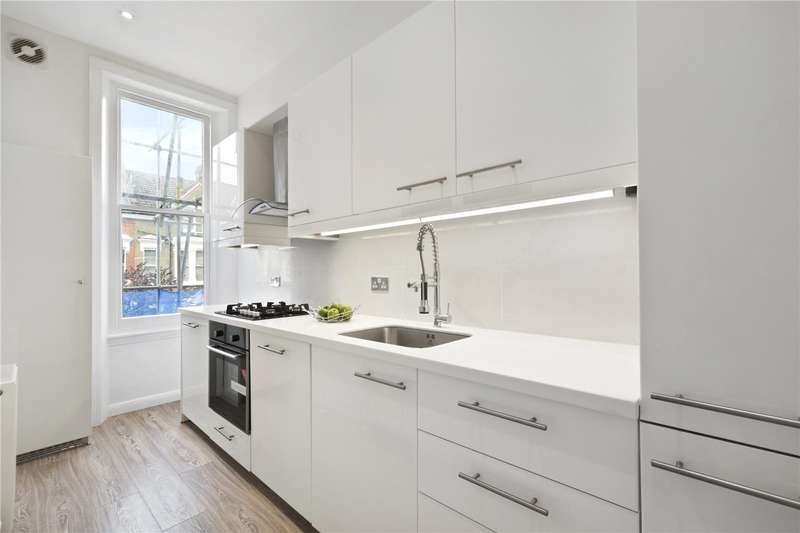 1 Bedroom Flat for sale in Plympton Road, London, NW6