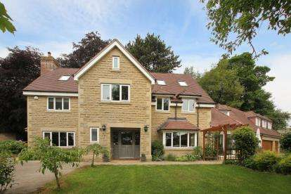 6 Bedrooms Detached House for sale in Ranmoor Park Road, Sheffield